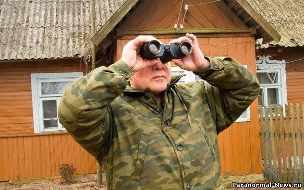 Встречи с пришельцами в русских деревнях
