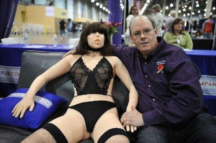 Секс видео девочка робот
