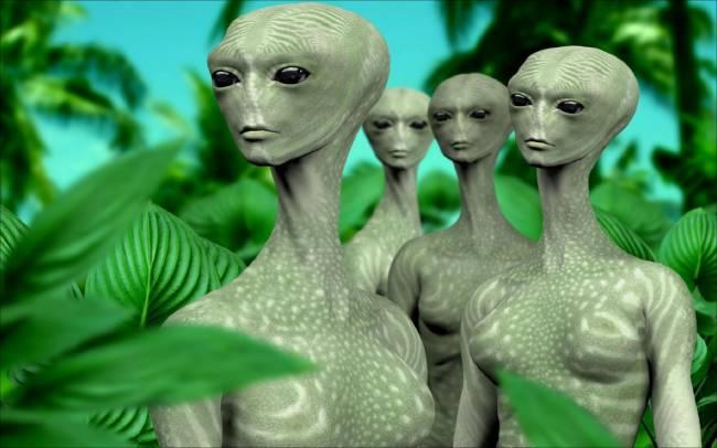 Мы сами себе выдумали пришельцев?
