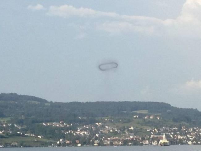 Кольцо над Цюрихом
