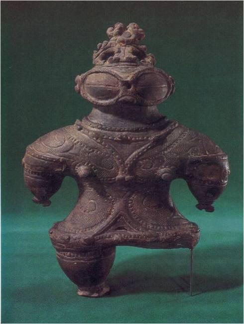 Какую тайну хранят статуэтки догу?(6 фото)