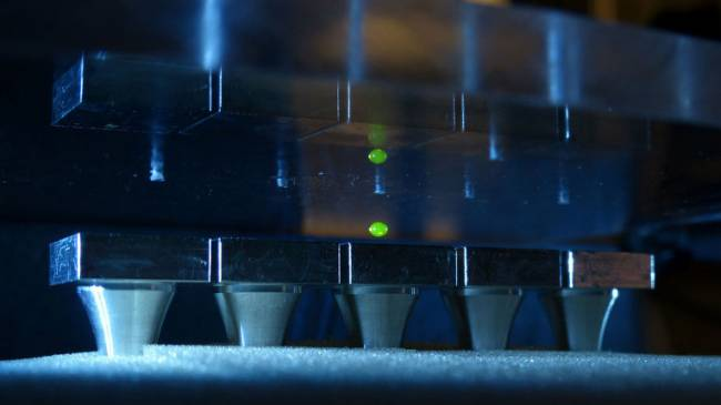 Звуковая левитация изобретена учеными (+Видео)
