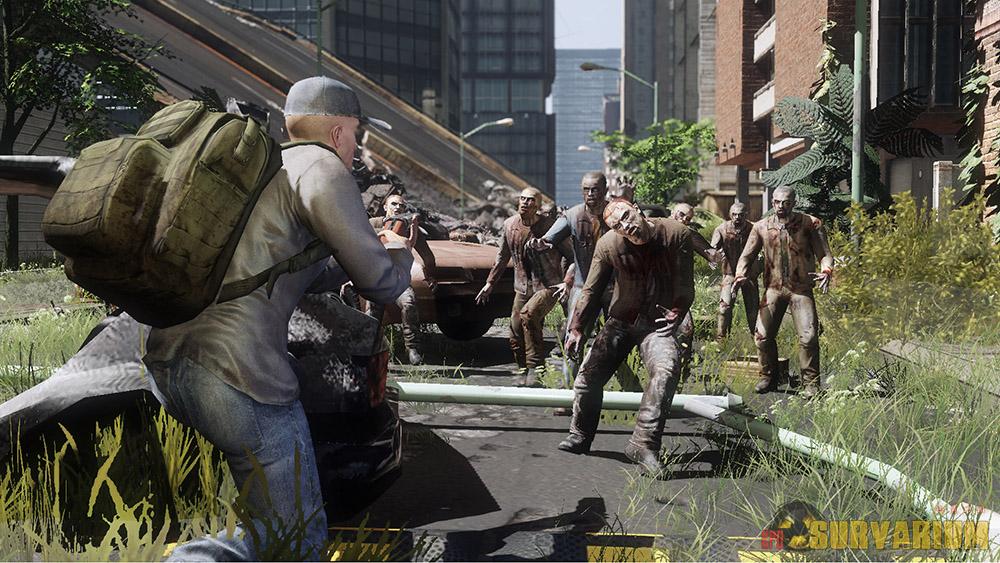 скачать игру про выживание про зомби - фото 6