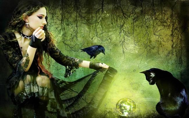 Женщины и ведьмы