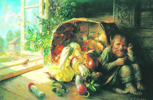 Старушка из Нижнего Новгорода жалуется на барабашку