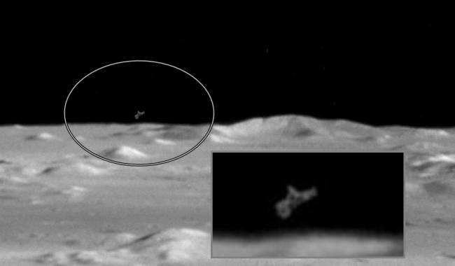Разгадать загадки Луны: Версии и гипотезы (5 фото)