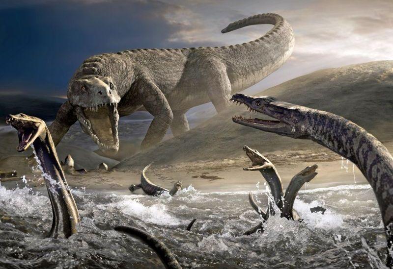 Когда вымерли последние динозавры