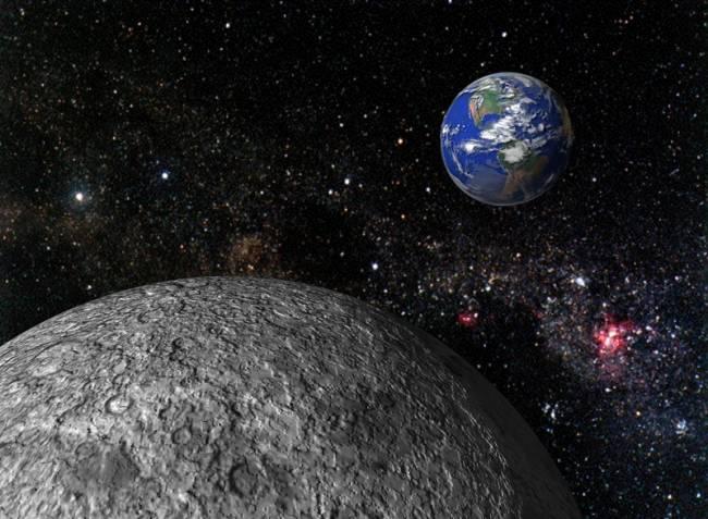 Гибель Луны грозит нам вымиранием