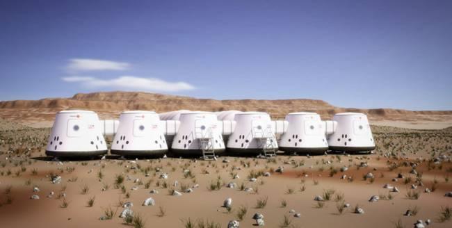 170 тысяч землян хотят улететь на Марс