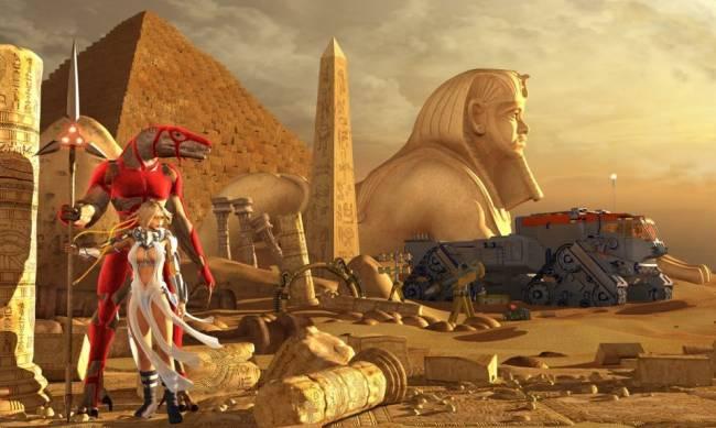 секс боги древнего египта
