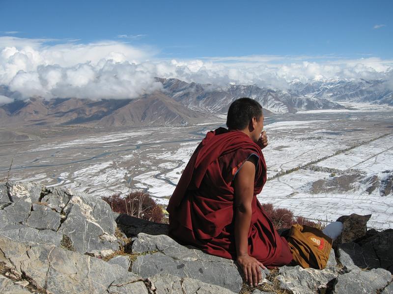 Порно тибетских монахов онлайн