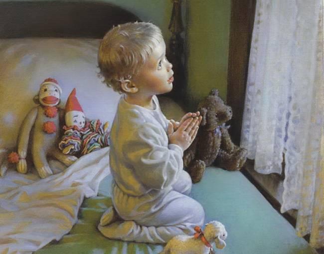 Зачем Богу наши молитвы?