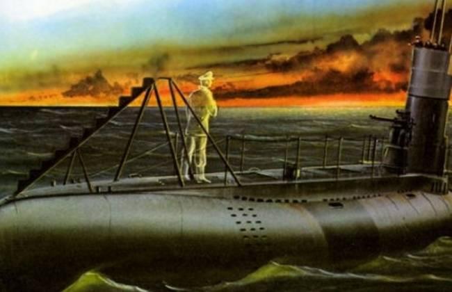 Призраки подводных лодок и самолетов