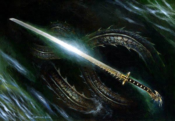 Загадочные артефакты древности: Агриков-меч