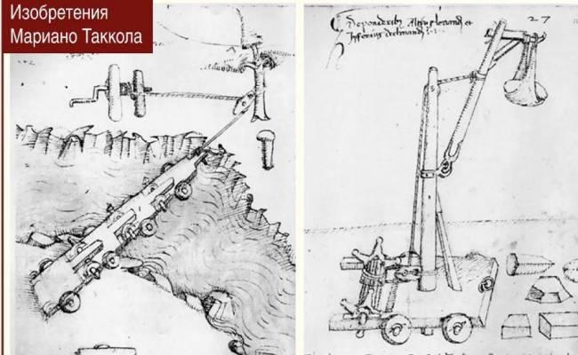 Технические изобретения Леонардо да Винчи (15 фото)