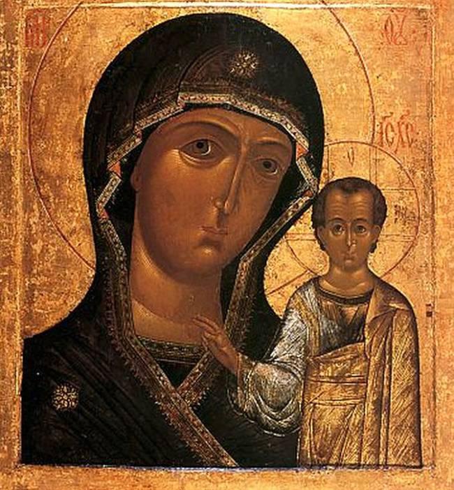 Десять чудес Казанской иконы Божией матери