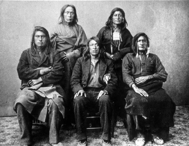 Почему индейцы предпочитают носить длинные волосы