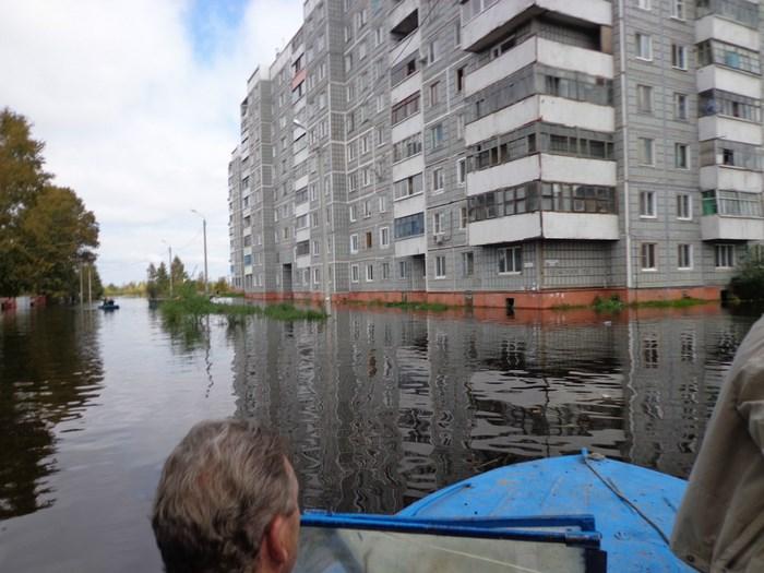 Россия нагревается в два раза быстрее, чем вся планета