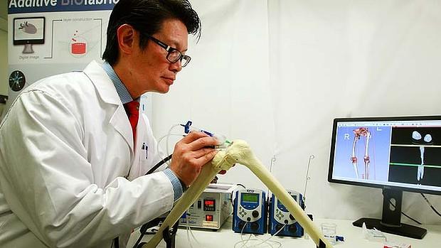 Австралийские ученые изобрели заживляющую раны ручку (2 фото)