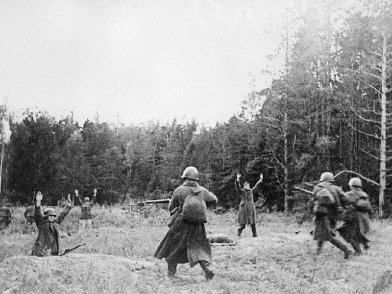 Мистика Великой Отечественной войны (3 фото)