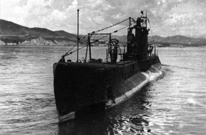 Шесть подводных лодок, погибших при невыясненных обстоятельствах