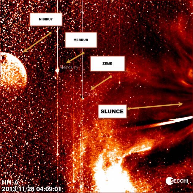 Странный гигантский объект на изображениях НАСА (+Видео)