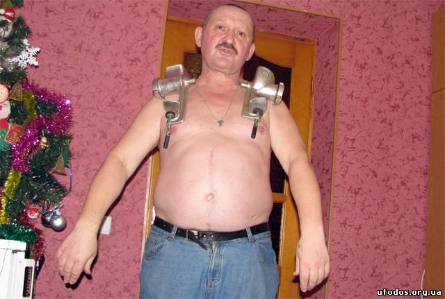 В Украине растет число людей-магнитов (6 фото)