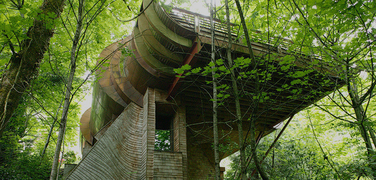 Дома Будущего (19 фото)