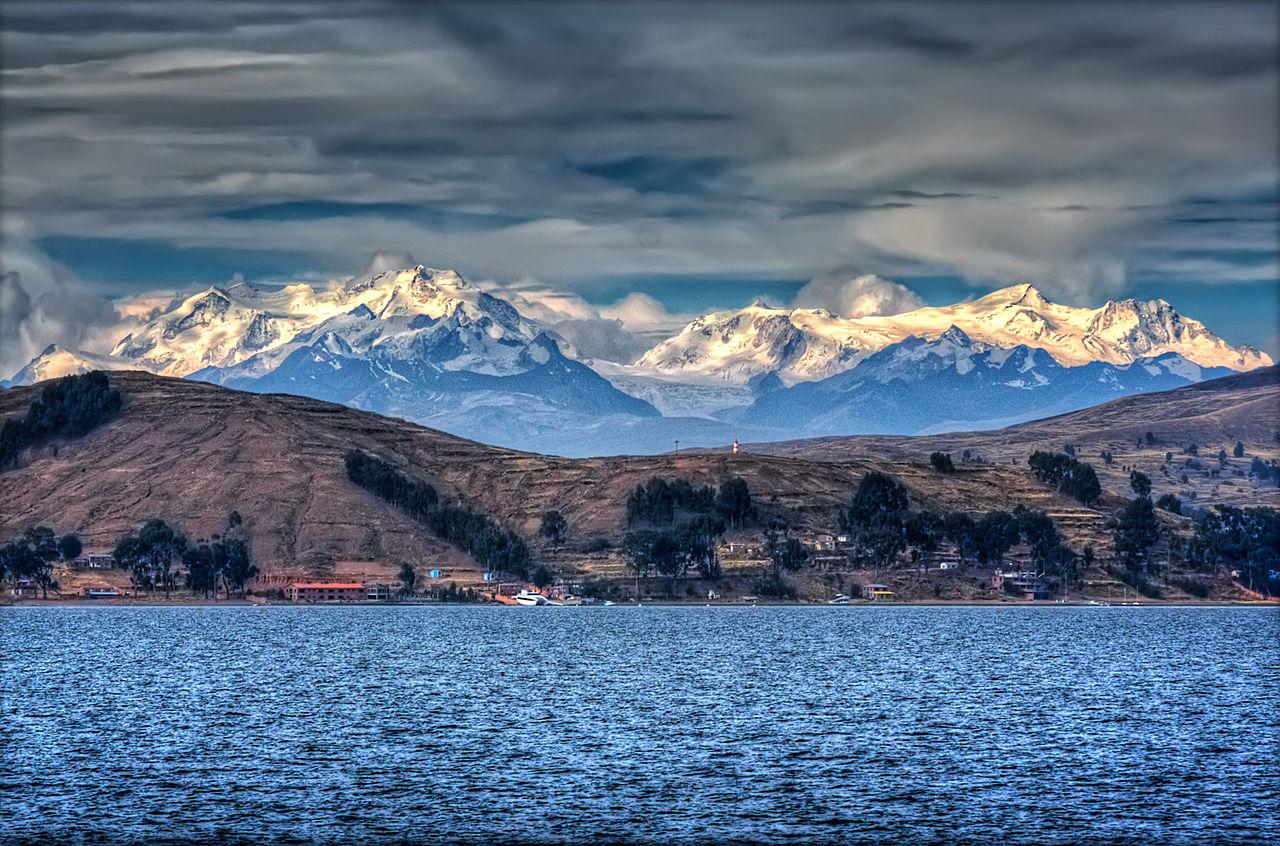 Загадка озера Титикака - Титикака, катастрофа