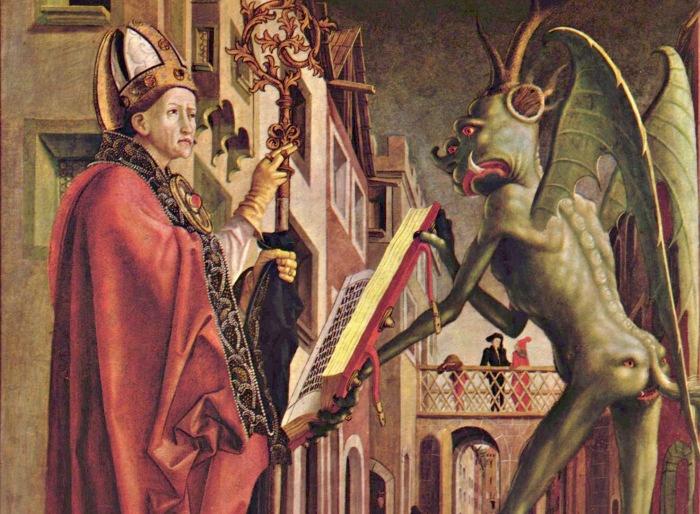 Договор О Продаже Души Дьяволу Образец - фото 10