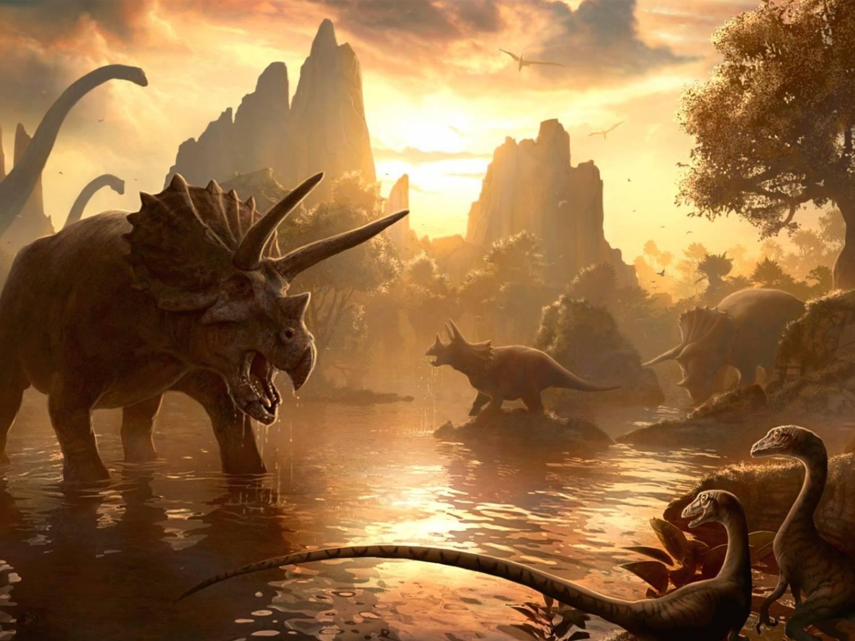 Скачать книгу про динозавров