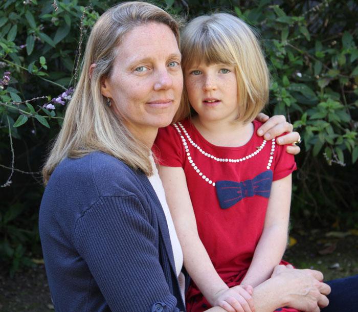 Мать вылечила дочь от аутизма, изменив ее диету