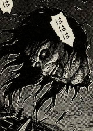 Мстительные духи Токио