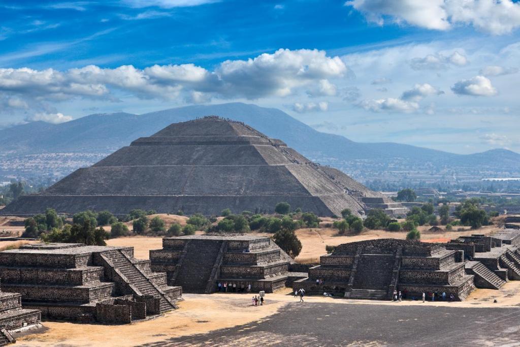 Теотиуакан построили пришельцы