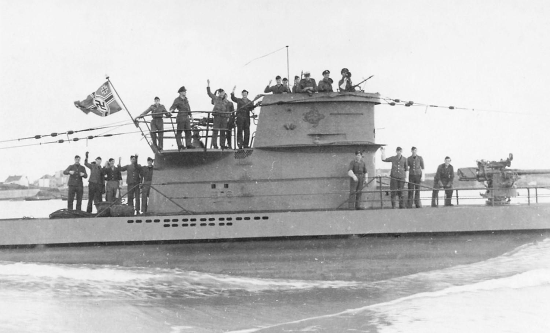 серии подводных лодок германии во второй мировой