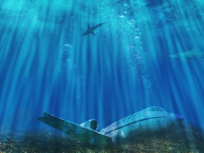 Тайна Бермудского треугольника скрыта в космосе (3 фото)