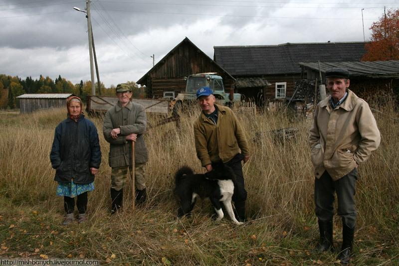 мужики в деревне фото