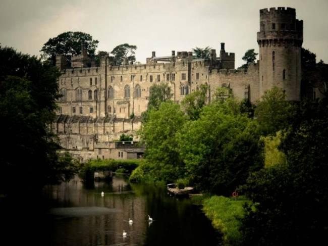 Самые известные замки с привидениями