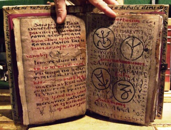 Некрономикон - загадочное творение Говарда Лавкрафта — Тайны религий — Новости