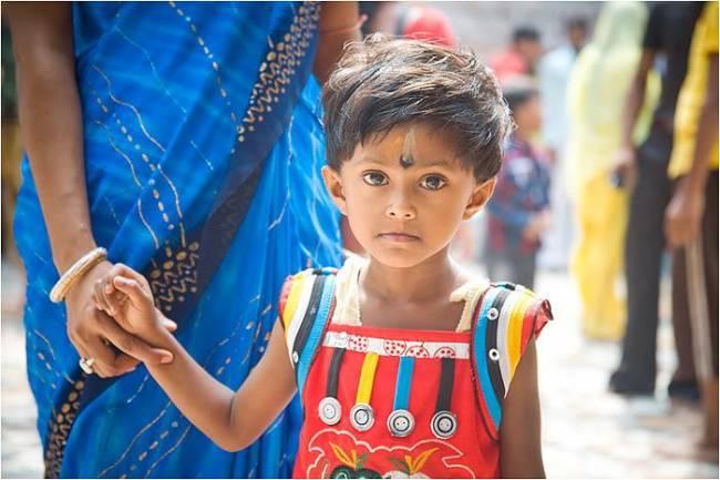 Дети и потусторонний мир