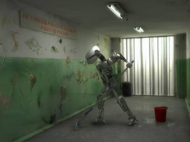 В ближайшие 20 лет роботы оставят людей без работы