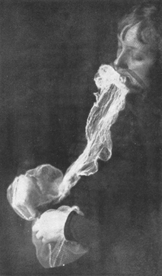 Эктоплазма фото