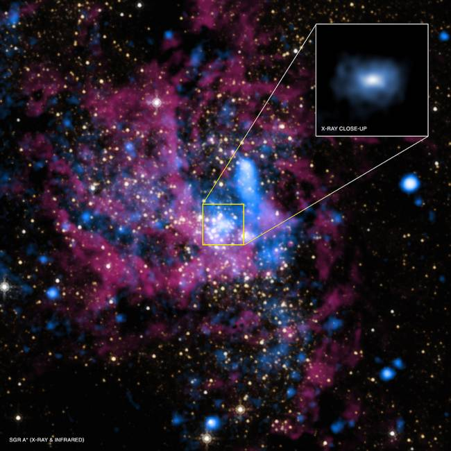 Что скрывают черные дыры? (9 фото)