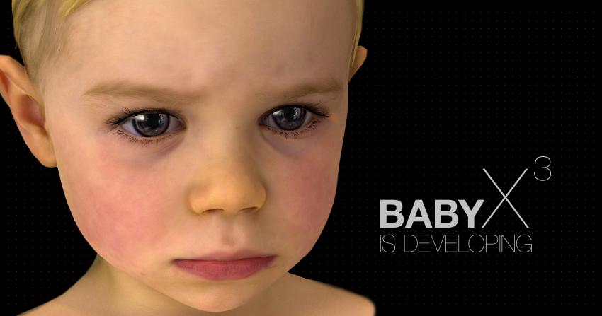 Baby X – виртуальный ребёнок: Новое достижение в создании искусственного интеллекта