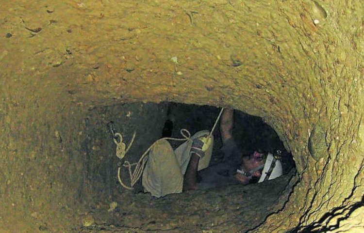 Кто прорыл множество туннелей под Европой?