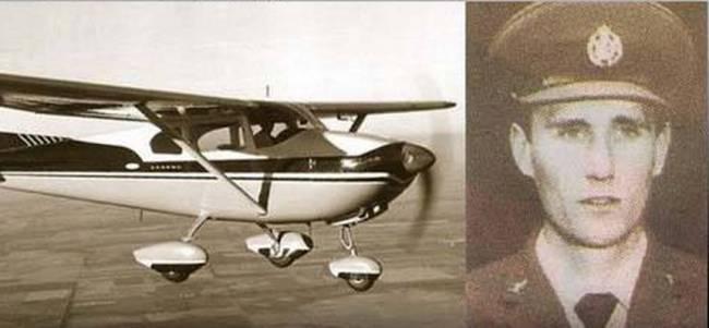 Странная история исчезновения Фредерика Валентича (3 фото)