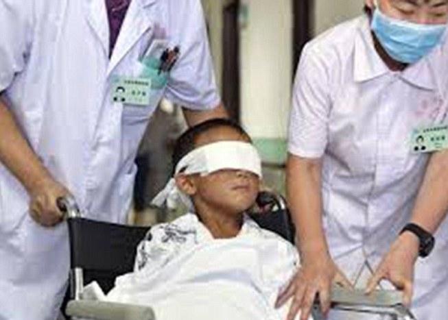 В Мексике во время сатанинского ритуала выкололи ребенку глаза