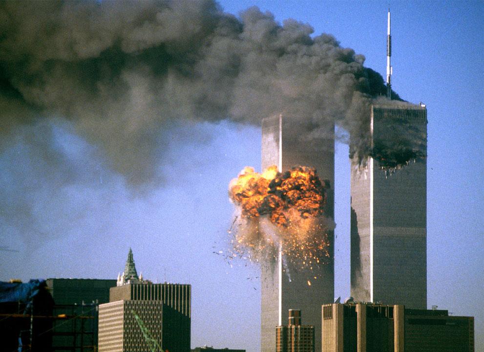 Инопланетный след в терактах 11 сентября 2001 года