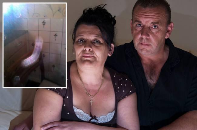 В Великобритании призрак выжил супругов из дома