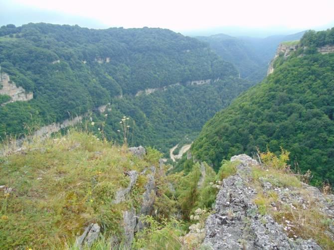 Очевидец поведал о необычном видении на плато Канжол (3 фото)